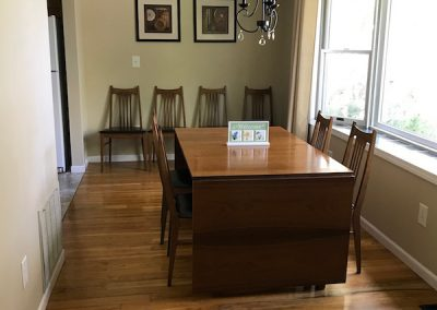 Maple Grove dining room