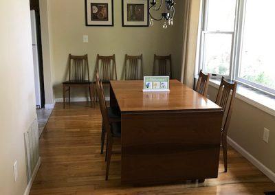 Maple Grove dining room