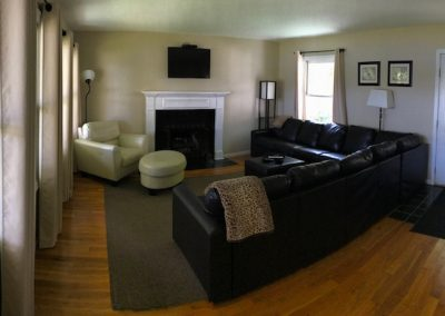 Maple Grove living room